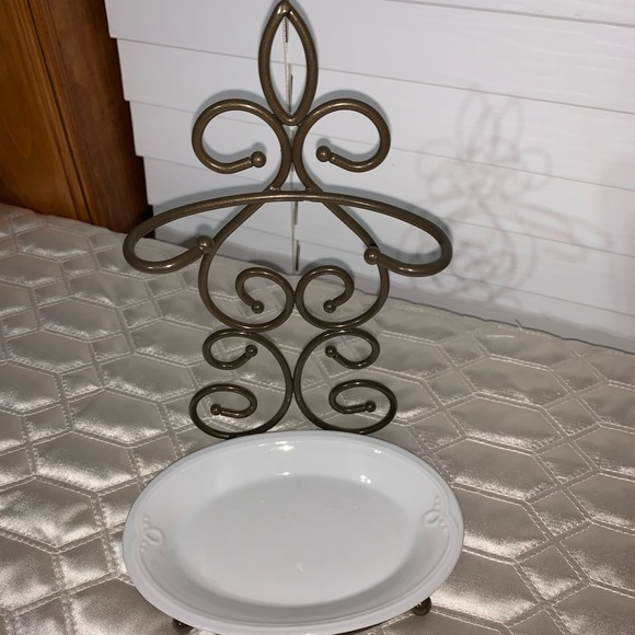 Princess House Other - Princess House Double Spoon Rest